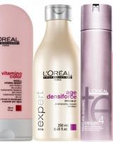 L'Oreal Professionnel: produse cosmetice profesionale pentru par