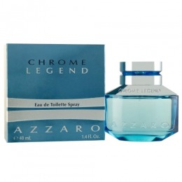 Apa de Toaleta Azzaro Chrome Legend, Barbati, 40ml