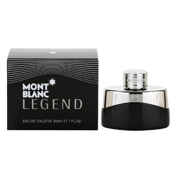 Apa de Toaleta Mont Blanc Legend, Barbati, 30ml