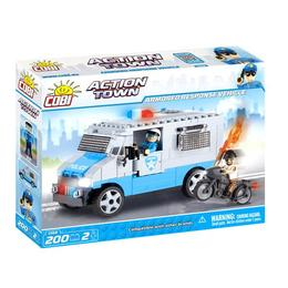 Action Town. Armored response vehicle - Vehicul blindat