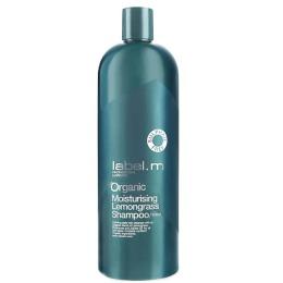 Sampon Organic Hidratant cu Lamaita - Label.m Organic Lemongrass Shampoo 1000ml