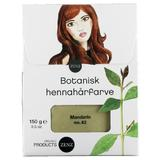 Vopsea de par Henna Botanică Mandarin No.82 Medium Copper 150g