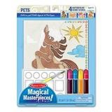 Magical masterpieces! Pets. Set pictura 4 scene - Animale