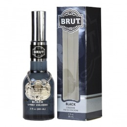 Apa de Colonie Faberge Brut Black Cologne, Barbati, 88ml