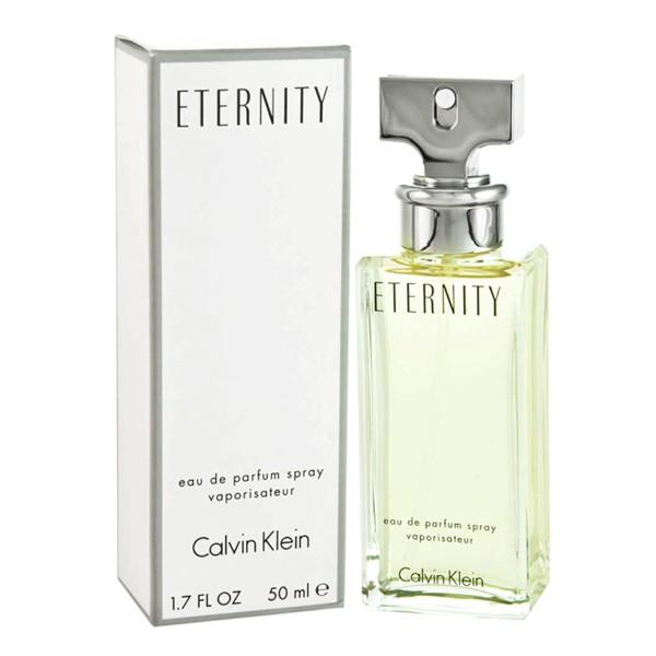 Apa De Parfum Calvin Klein Eternity Femei 50ml Estetoro