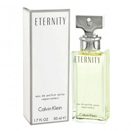 Apa de Parfum Calvin Klein Eternity, Femei, 50ml