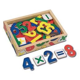 Cifre magnetice Number magnets