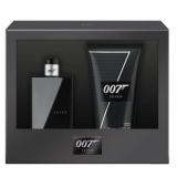 Set James Bond 007 Seven pentru Barbati - Apa de Toaleta 30ml, Gel de Dus 50ml
