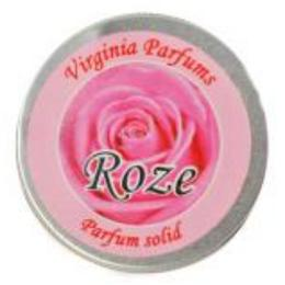 Parfum Solid Roze Virginia Parfums Favisan, 10ml