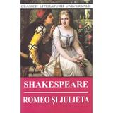 Romeo si Julieta - Shakespeare, editura Cartex