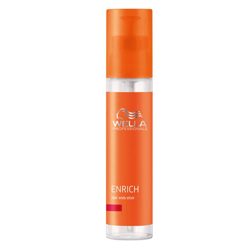 elixir leave in - wella professional enrich hair ends elixir 40 ml.jpg