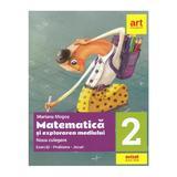 Matematica si explorarea mediului - Clasa 2 - Noua Culegere - Mariana Mogos, editura Grupul Editorial Art