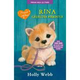 Rina, catelusa pierduta - Holly Webb, editura Litera