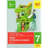 Limba si literatura romana - Clasa 7. Sem.1 - Florentina Samihaian, Florin Ionita, editura Grupul Editorial Art