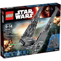 Lego Star Wars - Naveta spatiala a lui Kylo Ren