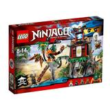 Lego Ninjago. Tiger Widow Island