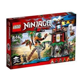 Lego Ninjago. Tiger Widow Island
