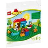 Lego Duplo - Placa mare verde pentru constructii