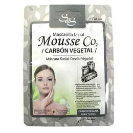 Masca de fata - Mousse CO2 cu Cărbune vegetal, Laboratorio SyS 13g