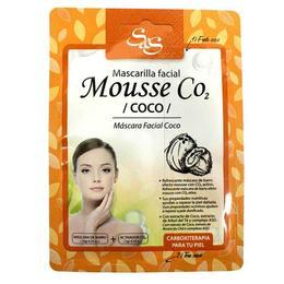 Masca de fata - Mousse CO2 cu Cocos, Laboratorio SyS 13g