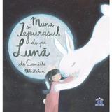 Muna si iepurasul de pe Luna - Camille Whitcher, editura Didactica Publishing House
