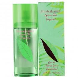 Apa de Toaleta Elizabeth Arden Green Tea Tropical, Femei, 100ml