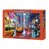 Puzzle 1000. Times Square