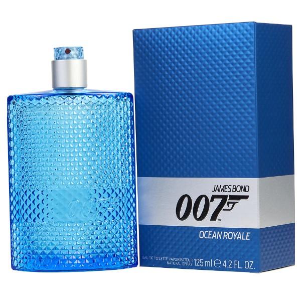 Apa de Toaleta James Bond 007 Ocean Royale, Barbati, 125ml poza