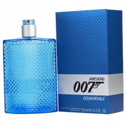 Apa de Toaleta James Bond 007 Ocean Royale, Barbati, 125ml