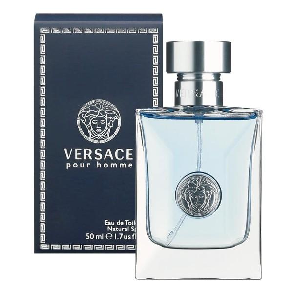 Apa de Toaleta Versace Pour Homme, Barbati, 50ml poza