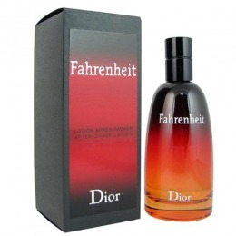 Lotiune After Shave Christian Dior Fahrenheit, 50ml