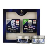 Set Crema de Barbierit si Balsam After Shave - The Bluebeards Revenge Shaving Cream and Post-Shave Balm Kit, 100ml + 100ml