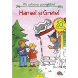 Hansel si Gretel. Da culoare povestilor!, editura All