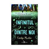 Infinitul dintre noi - Carolyn Mackler, editura Leda