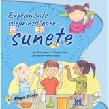 Experimente surprinzatoare cu sunete - Paula Navarro, Angels Jimenez, editura Didactica Publishing House