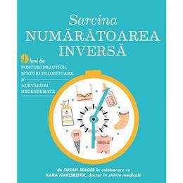 Sarcina, numaratoarea inversa - Susan Magee, Kara Nakisbendi, editura Didactica Publishing House