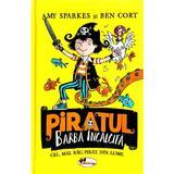 Piratul Barba Incalcita - Amy Sparkes, Ben Cort, editura Aramis