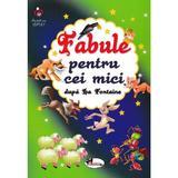 Fabule pentru cei mici - La Fontaine, editura Aramis