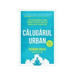 Calugarul urban - Pedram Shojai, editura Lifestyle