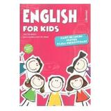 English for kids - Clasa pregatitoare - Caiet - Cristina Mircea, editura Booklet