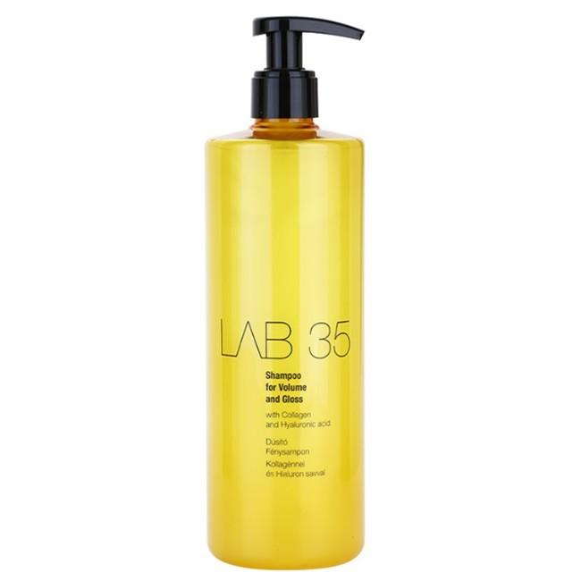 Sampon pentru Volum si Stralucire - Kallos LAB 35 Shampoo for Volume and Gloss, 500ml imagine