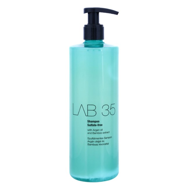 Sampon fara Sulfati - Kallos LAB 35 Shampoo Sulfate-Free, 500ml imagine