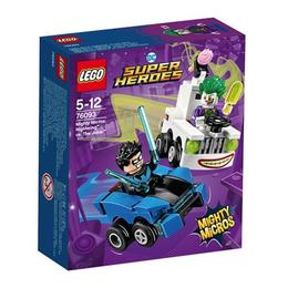 LEGO Super Heroes - DC Super Heroes. Nightwing contra The Joker