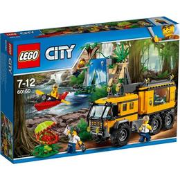 LEGO City - Laboratorul mobil din Jungla