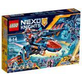 LEGO Nexo Knights - Avionul Falcon Blaster al lui Clay