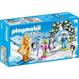 Playmobil Family Fun - Lectii De Ski