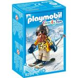 Playmobil Family Fun - Schior cu Barba