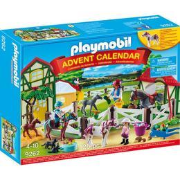 Playmobil Christmas - Calendar Craciun - Ferma Calutilor