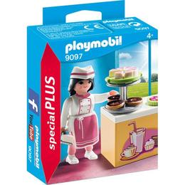 Playmobil Figurines - Figurina Cofetar