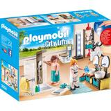 Playmobil City Life - Baie Din Casa Moderna